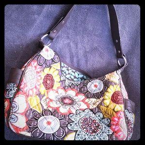 Vera Bradley hobo purse